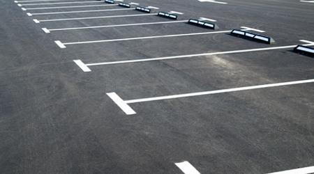 Parkade Painting